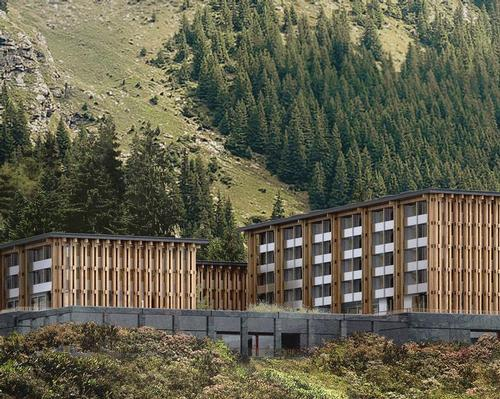 Hesselbrand's Acquarossa Spa & Hotel is carbon-conscious and community-focused