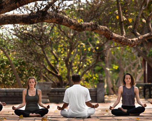 Anantara's Angkor resort in Cambodia has introduced wellness experiences themed on the Khmer culture's seven-ways of enlightenment. / Anantara Angkor Resort
