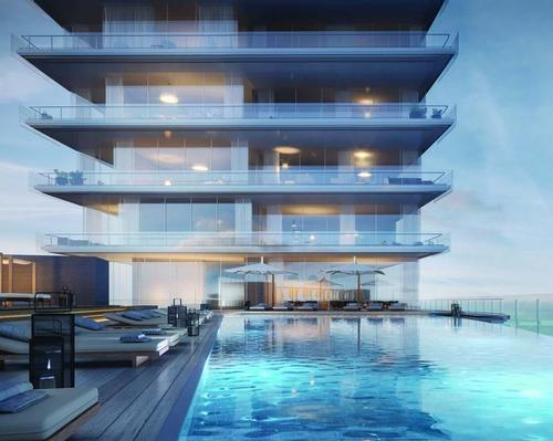 Floor 55 will feature an infinity pool and an accompanying deck