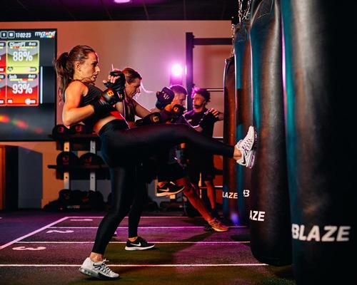 The first stand-alone Blaze boutique studio will open in central Birmingham in early January 2020