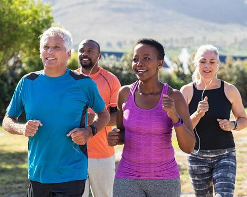 The research showed that regular runners had a 27 per cent lower risk of early death through any cause / Shutterstock