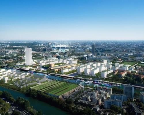 The project is led by Solideo, a public sector organisation tasked with financing, supervising and delivering the Olympic facilities / Paris 2024 / Solideo / Dominique Perrault