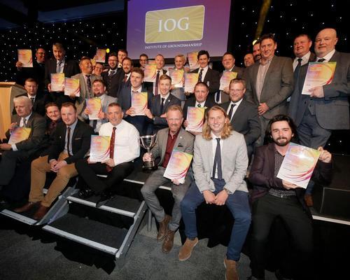 Tottenham Hotspur and Northampton Saints among IOG award winners for groundskeeping
