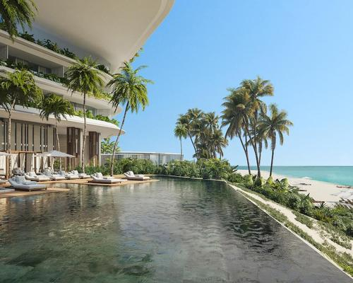 SHA Mexico will be located in the Quintana Roo state of Cancun across the bay from Isla Mujeres, 30 minutes from Cancun's international airport