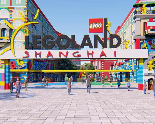 Merlin enters agreement to build a Legoland resort in Shanghai