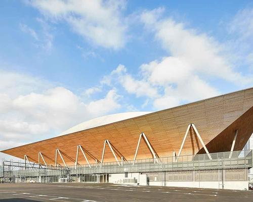 The 12,000-capacity arena will host artistic, rhythmic and trampoline gymnastics events during the Games