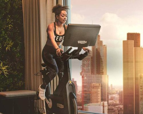 The Technogym Bike has been priced at £2,450 and the subscription for unlimited classes on the 1Rebel channel will cost £39 a month