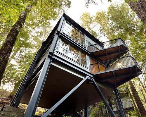 Canyon Ranch opens retreat property in California redwoods