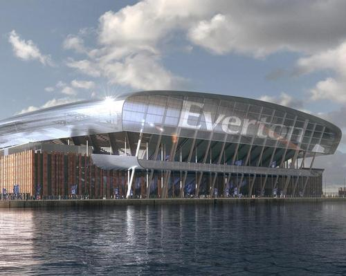 'Huge public support' for new Everton FC stadium