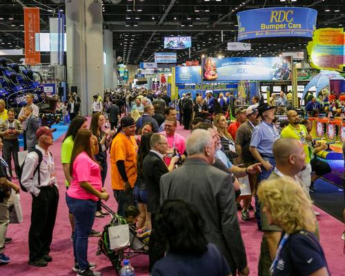IAAPA is the premier industry event for the visitor attractions sector