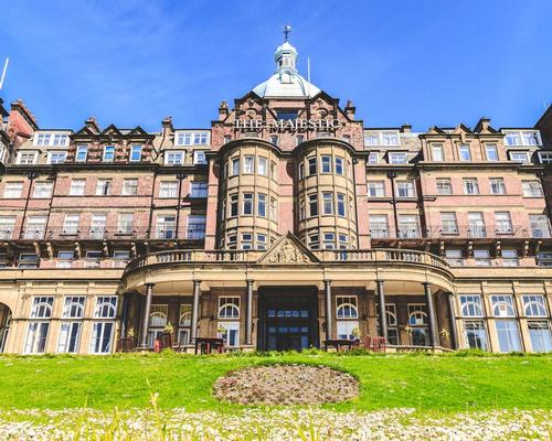 Historic thermal spa town welcomes The Harrogate Spa @TheHarrogateSpa @DTreeMajestic #Harrogate #Yorkshire #Hilton #Doubletree