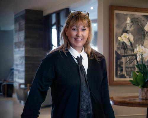 Amanda Thompson has been managing director at Blackpool Pleasure Beach since 2004