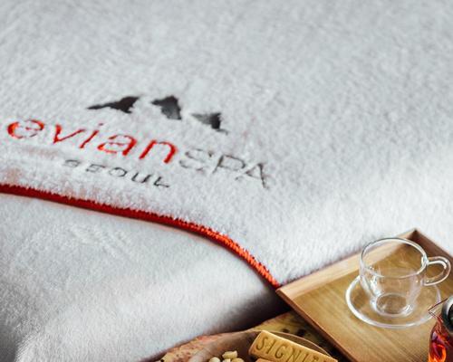 RKF Linen announces partnership with evianSpa