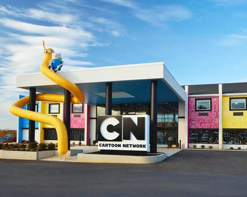 The 165-bedroom hotel will be located just steps from the entrance of Dutch Wonderland Family Amusement Park / Cartoon Network