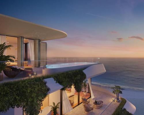 In addition to the resort's 120 suites, SHA Emirates at AlJurf will also include 293 private residences, with the goal to target an increased consumer demand for wellness