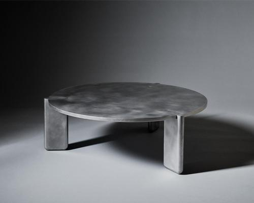 Pelle DVN Table inspired by traditional Japanese carpentry
