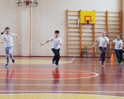 ukactive has been campaigning for schools to opening their doors for physical activities over the summer holidays / Shutterstock