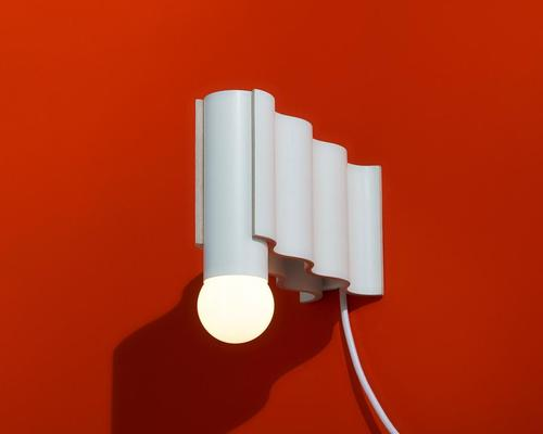 Tino Seubert x Theodora Alfredsdottir lighting collection inspired by mid-century furniture making traditions