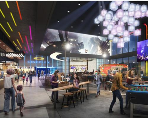 Cineplex fuses films and live entertainment with new Junxion concept