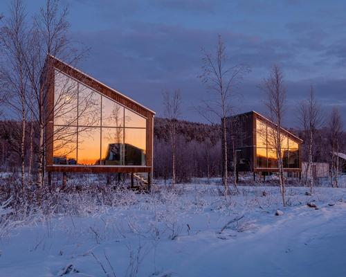 Arctic Bath will include accommodation, a spa, restaurant, lounge and bar. / Anders Blomqvist