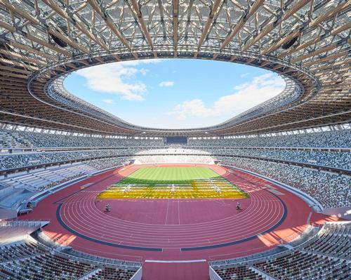 The stadium has a capacity of around 60,000