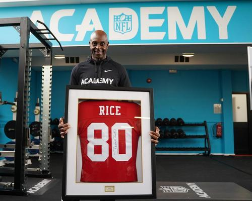 UK's first ever NFL Academy opens in London