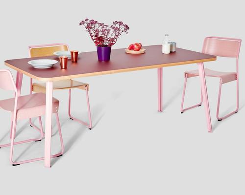 Canteen collection combines nostalgia with modern aesthetics