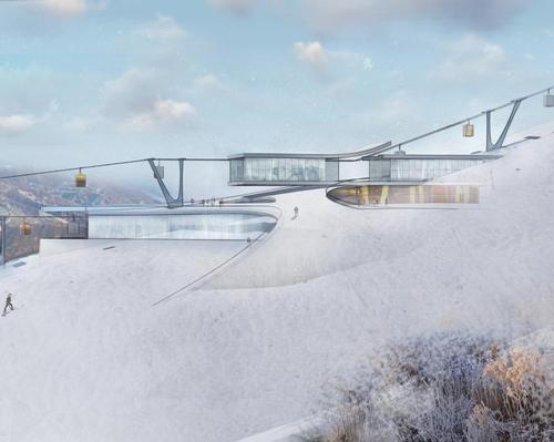 The museum will be integrated into its immediate surroundings / Proloog