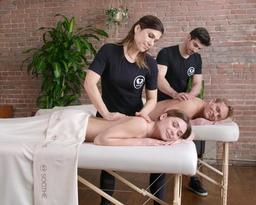 Soothe, has rolled out CBD massages to customers in Southern California.