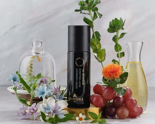 Anantara skincare range goes all-natural