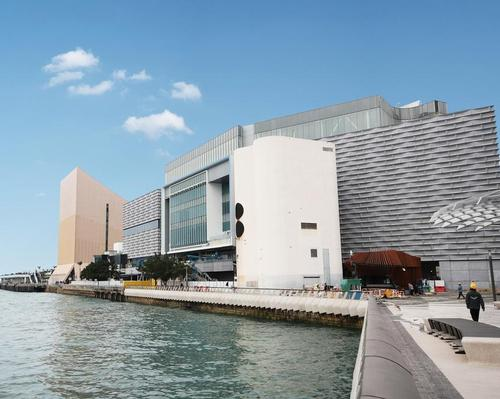 Hong Kong protests force closure of Museum of Art shortly after grand reopening