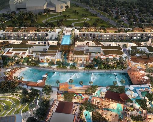 Intu Costa del Sol will cover the 2.5 million sq ft (235,000 sq m) / Intu