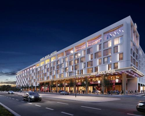 Hard Rock Prague to open in 2023, featuring full-service Rock Spa @HardRock @HardRockHotels #Prague #RockSpa