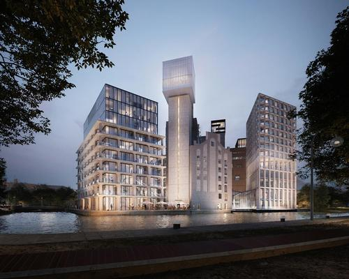 De Meelfabriek by Studio Akkerhuis / Studio Akkerhuis