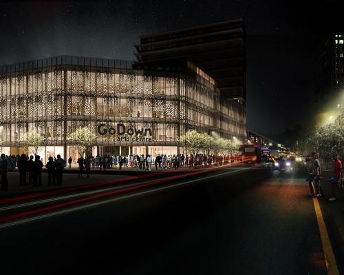 The New GoDown Arts Centre by White Arkitekter / White Arkitekter