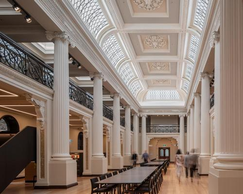 State Library Victoria reopens after Schmidt Hammer Lassen and Architectus revamp