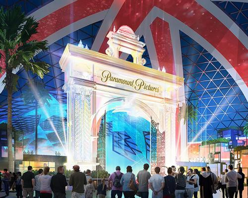 The London Resort will feature IP from Paramount Pictures, the BBC and ITV