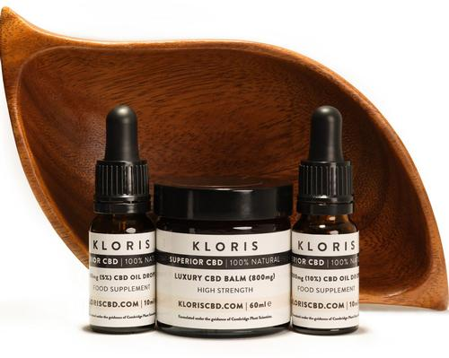 KLORIS was started by three multi-disciplinary experts who all experienced the benefits of CBD.