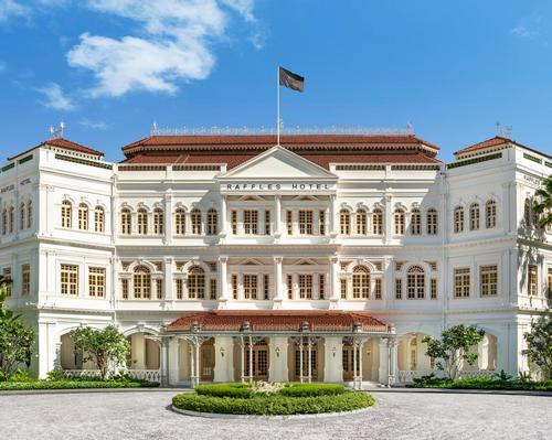 Raffles Singapore Spa is offering precious gemstone treatments