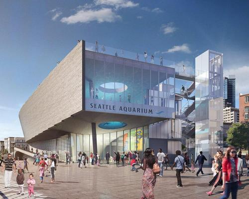 Seattle Aquarium gains city funding approval for new US$113m shark and stingray pavilion