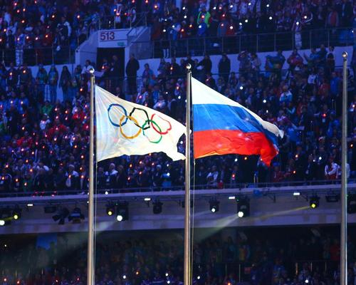 Russia has been banned from taking part at the 2020 Olympic Games and 2022 FIFA World Cup