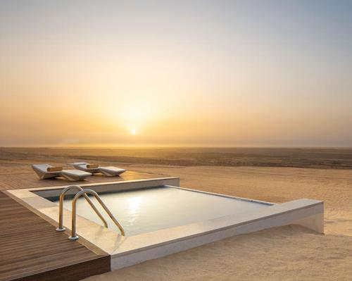 Anantara launches new resort in the Sahara