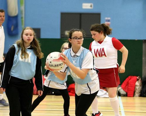 while nearly 1 million people played netball during 2017-18, only 448 deaf and disabled people took part in an England Netball session during that period