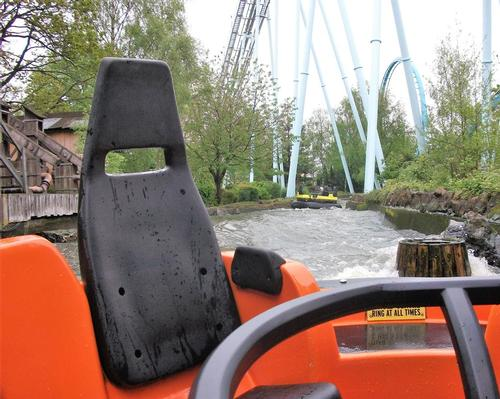 The Splash Canyon ride at Drayton Manor has been closed since the incident in May 2017