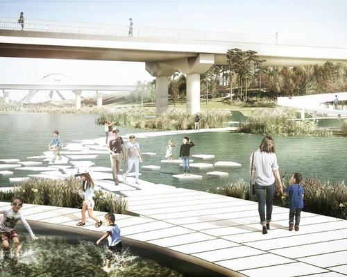 MVRDV to return Seoul waterfront to nature as public park