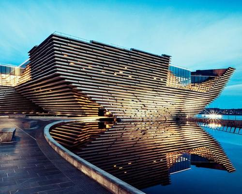 V&A Dundee opened in September 2018 and is already on the shortlist for European Museum of the Year