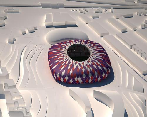 Pierattelli Architetture proposes new football stadium for ACF Fiorentina