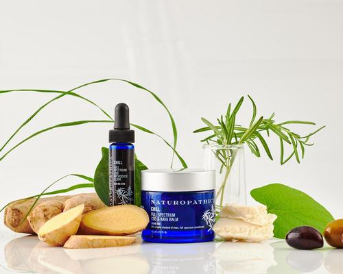 Naturopathica launches CBD line to aid relaxation