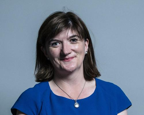 Outgoing MP Nicky Morgan to stay on as culture secretary