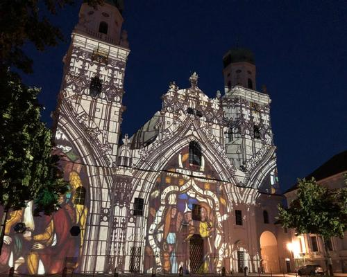 Digital Projection brings history to life at St Stephan's Cathedral